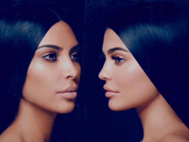 Dikabarkan Hamil, Kylie Jenner Santer Disebut Ibu Pengganti Kim Kardashian