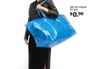 Respons Ikea Untuk Kantong Belanjanya yang Mirip Tas Balenciaga Rp 28 Juta