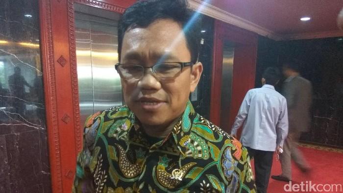 Sekretaris Fraksi PPP, Amir Uskara