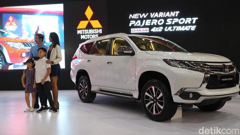 Mitsubishi Pajero Sport (Foto: Dina Rayanti)