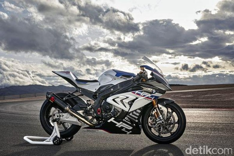 BMW HP4 Race. Foto: BMW