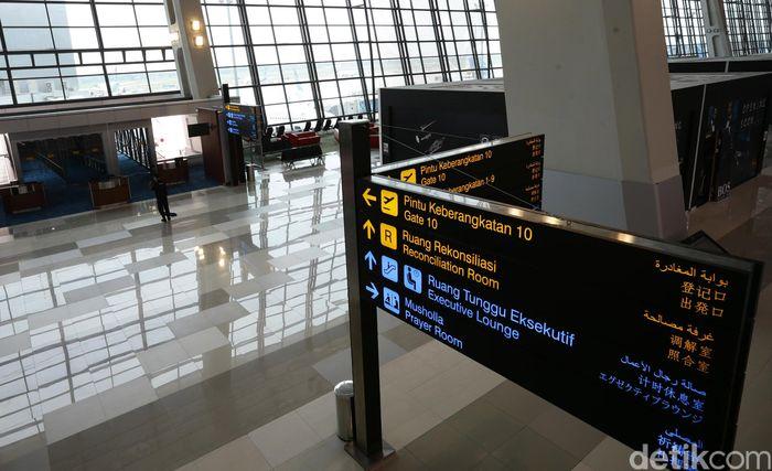 Terminal 3 Internasional Bandara Soekarno-Hatta (Foto: Hasan Alhabshy)