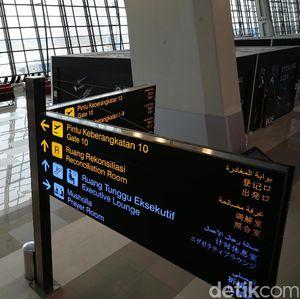 Jokowi Perintahkan Angkasa Pura II Garap Terminal 4