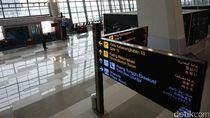 Penumpang yang Bercanda Bawa Bom Dipulangkan dari Bandara Soetta