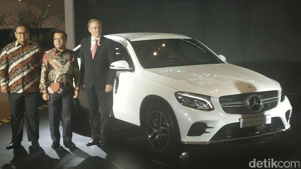 Mercedes-Benz GLC 300 Coupe AMG