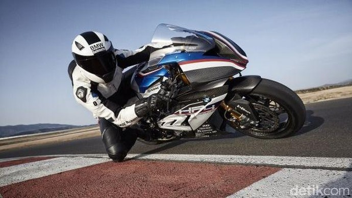 Si Ganas Superbike BMW HP4 Race