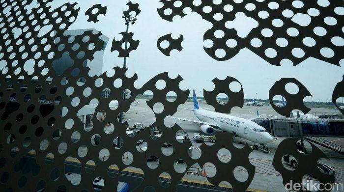 Garuda Indonesia akan melayani penerbangan internasional di Terminal 3 Bandara Soekarno-Hatta. Begini fasilitas penerbangan internasional di terminal tersebut.