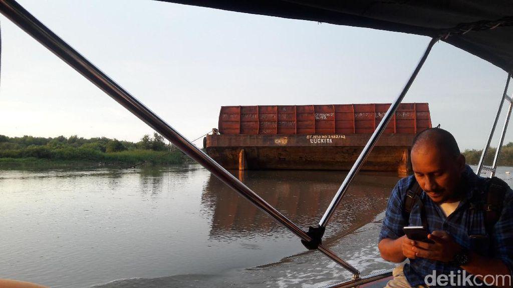 4.000 Truk Bisa Pindah dari Tol ke Kanal Cikarang Bekasi Laut