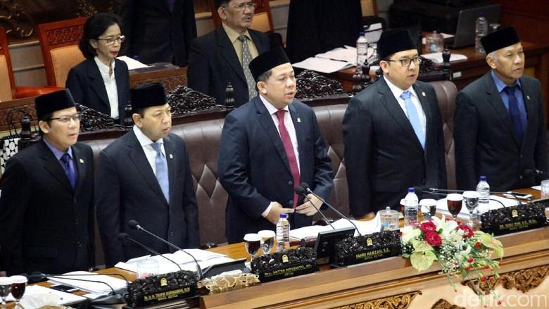 Pimpinan DPR: Pansus KPK Lemah Jika 6 Fraksi Tak Kirim Wakil
