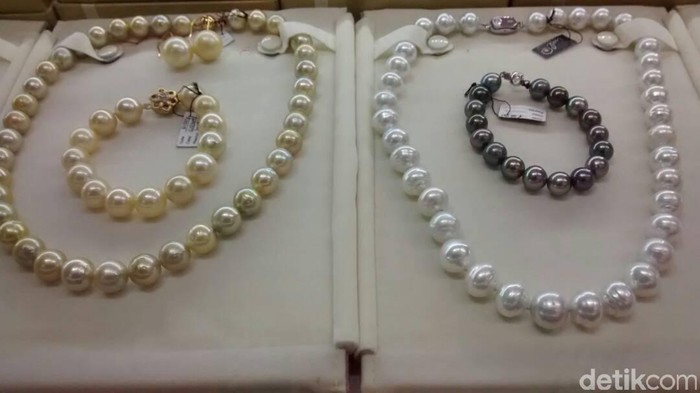 Wisata Ke Kerajinan Perhiasan Mutiara, Tual