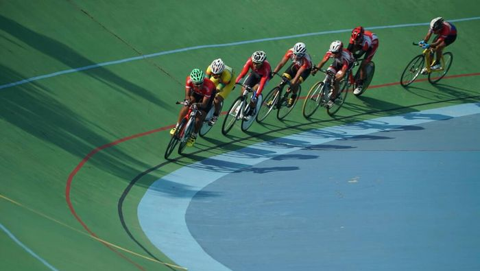 ilustrasi balap sepeda (Dok. PB ISSI)