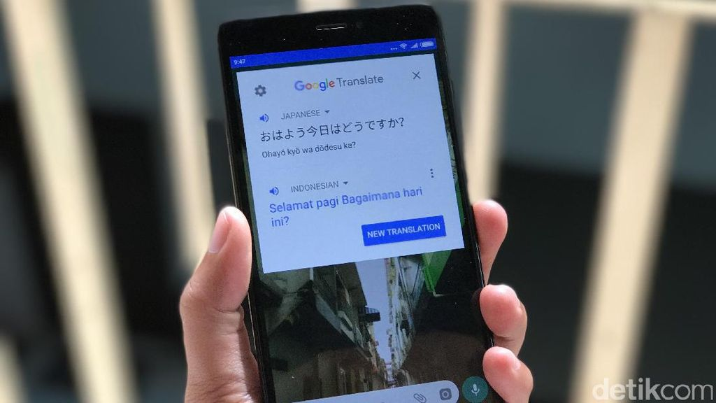 Google Translate, Cara Menerjemahkan Gambar Hingga Kata dengan Mudah
