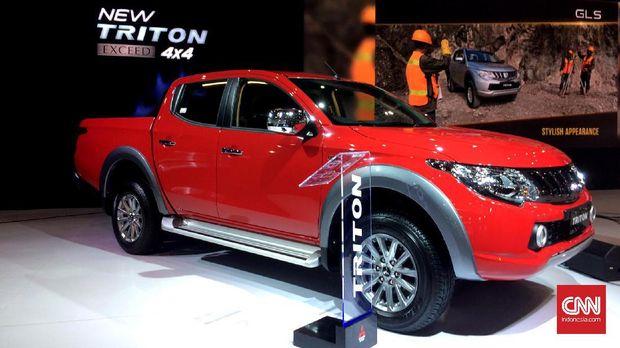 Perkara Baut, Mitsubishi 'Recall' Triton di Indonesia