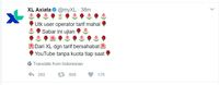 #IndosatLemot: Dikecam Netizen, Dikerjai Hacker, Disemprit BRTI