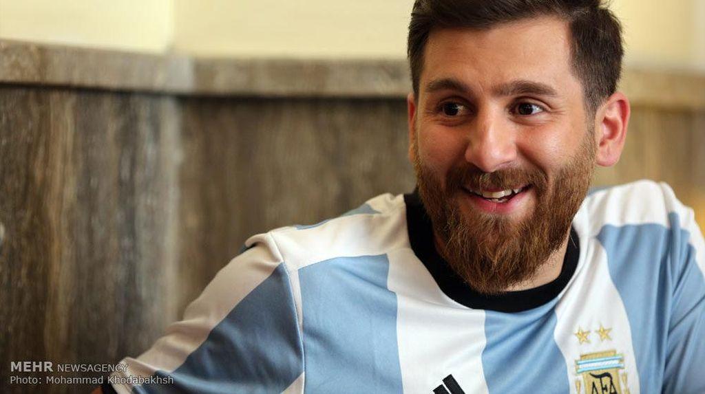 Reza Parastesh: Ngetop Karena Messi, Kini Berurusan dengan Polisi