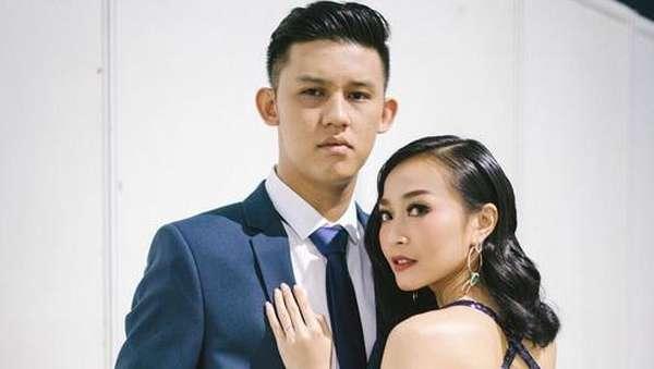 Foto Couple Rinni Wulandari dan Jevin Julian, Lucu Banget!