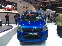 Perubahan Minor di Suzuki Karimun Wagon R