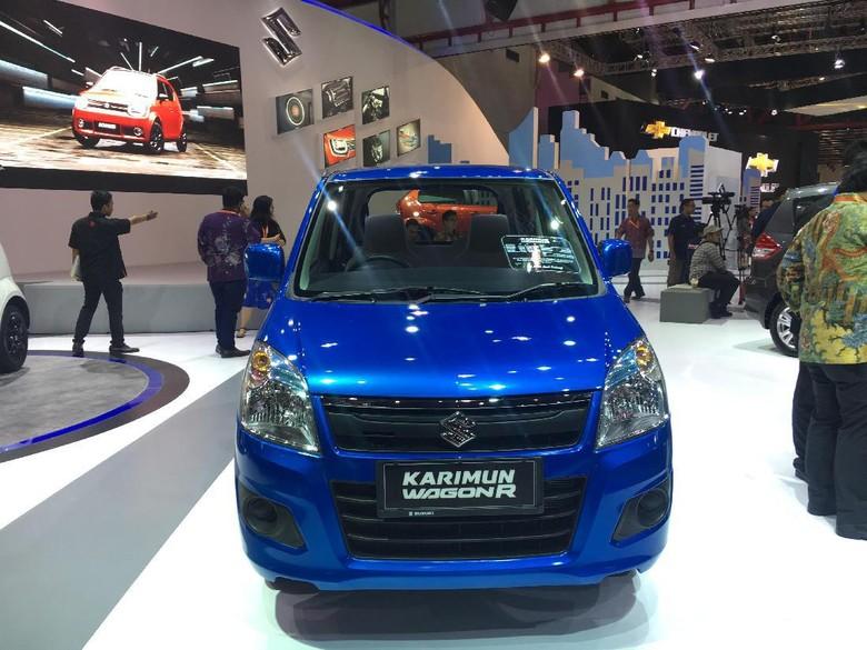 Suzuki Karimun Wagon R Foto: Dina Rayanti