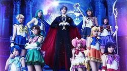 Pertunjukan Musikal Sailor Moon Melaju ke AS
