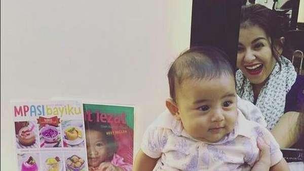Lucunya Bambang, Pacar Baru Meisya Siregar