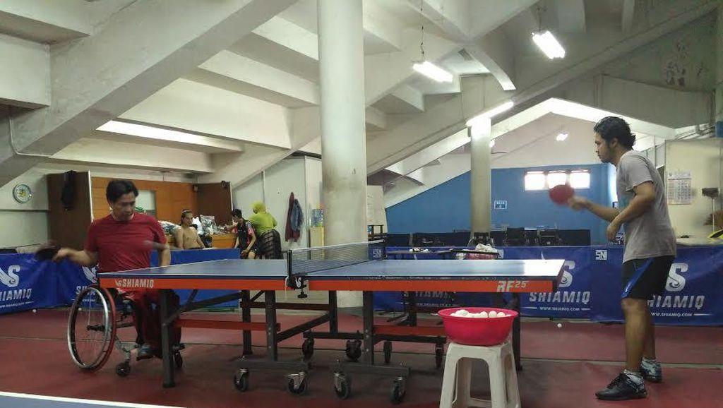 Atlet ASEAN Paragames Berangkat ke Malaysia dengan Pesawat Carter