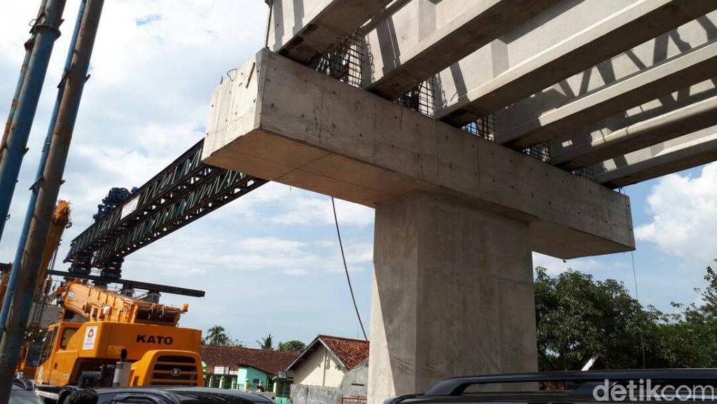 Dalam 6 Bulan, Jokowi Rampungkan 4 Flyover Rp 350 Miliar