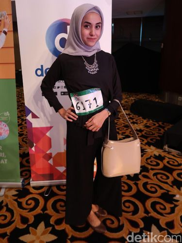Cantiknya 5 Hijabers Usia 20-an yang Ikut Audisi Sunsilk Hijab Hunt Jakarta