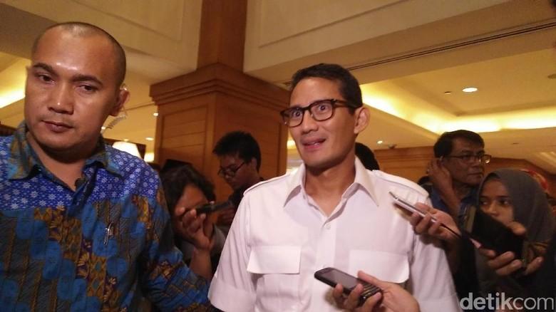 Sandiaga: Kartu Jakarta Jomblo Solusi Cegah Populasi Menurun