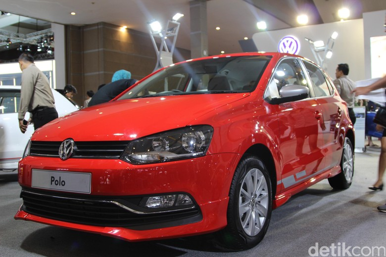 Volkswagen Polo. Foto: Khairul Imam Ghozali
