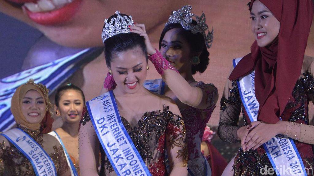 Tugas Berat Menanti Miss Internet Indonesia 2017