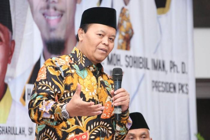 Wakil Ketua Majelis Syuro PKS Hidayat Nur Wahid (HNW). (Dok. MPR)