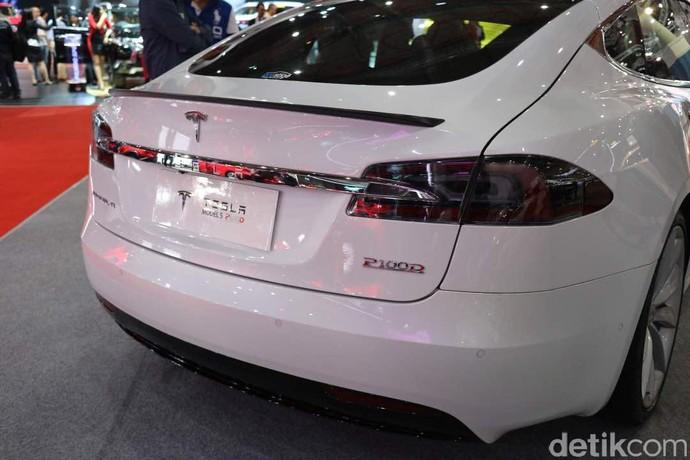Tesla Model S P100d Hadir Di Jakarta Foto 2