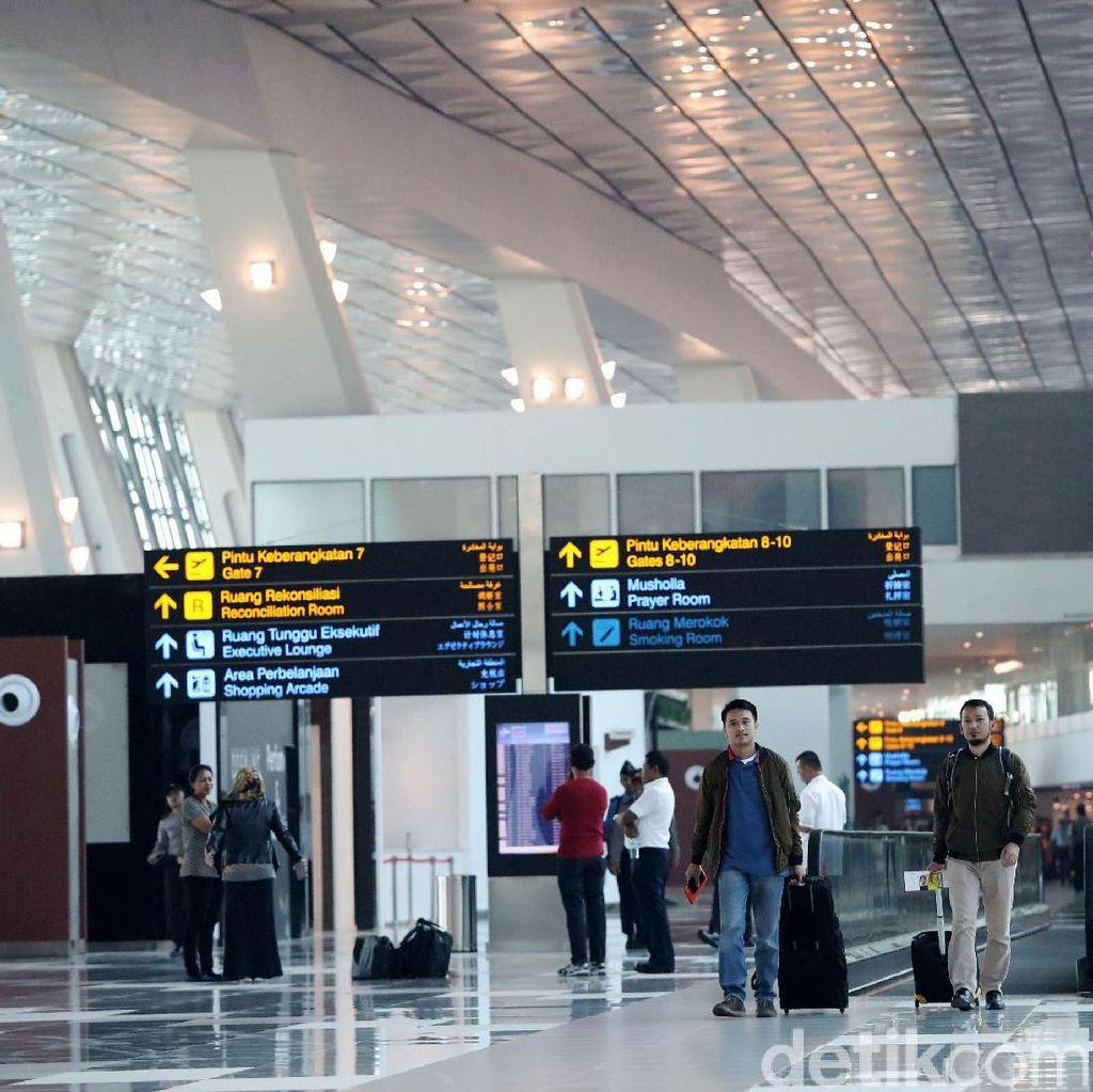 Ini Aturan Kemenhub tentang Aturan Pengosongan Senpi di Bandara