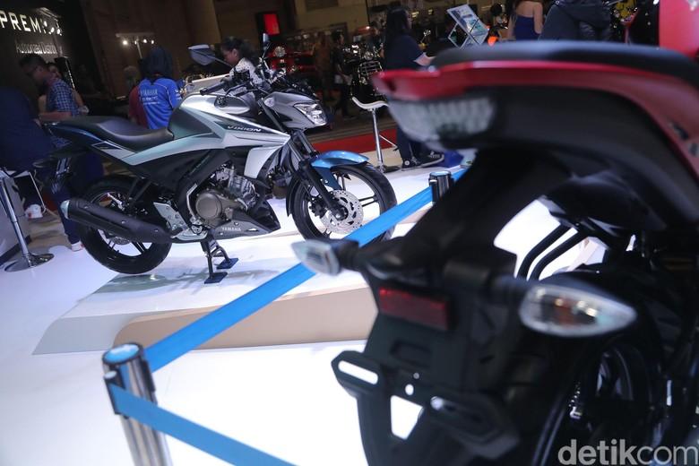 Yamaha V-Ixion R Foto: Grandyos Zafna