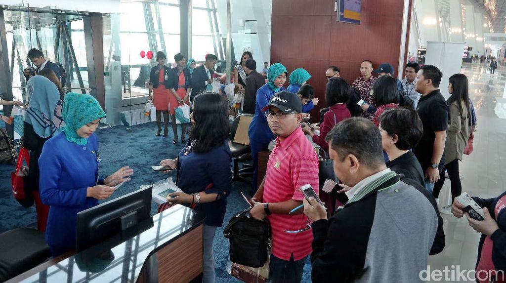 Kalahkan Changi, Soetta Jadi Salah Satu Bandara Tersibuk di Dunia