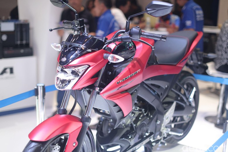 All New V-Ixion R di IIMS 2017 (Foto: Grandyos Zafna)