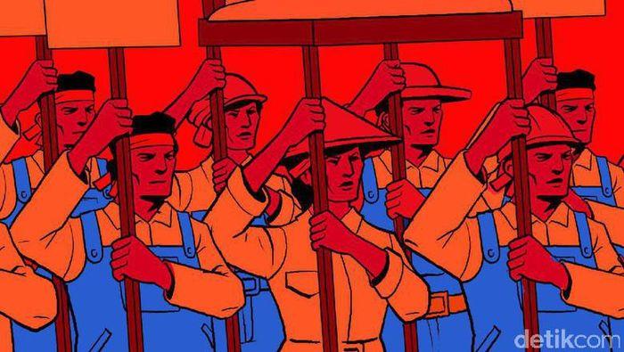 Peringatan Hari Buruh 2017
