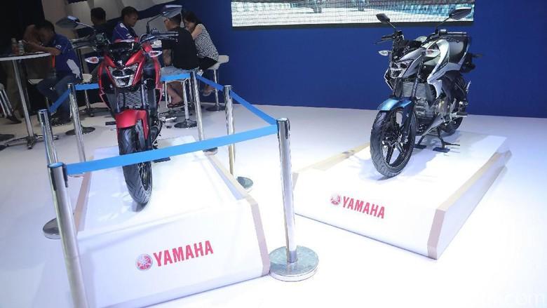 Yamaha V-Ixion Jadi Raja Motor Sport 150cc di Mei 2017,  Foto: Grandyos Zafna