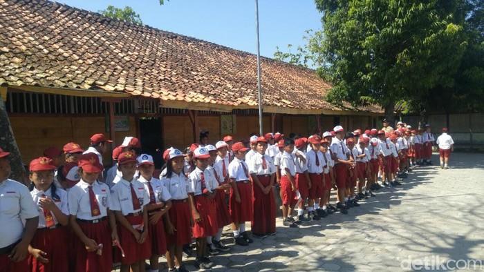 Sekolah Rusak di Grobogan