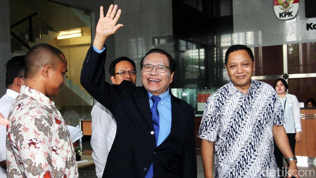 Polisi Panggil Rizal Ramli soal Laporan NasDem Rabu