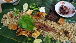 Yang Bikin Kangen Lebaran di Kampung, Tukar Rantang dan Makan Bareng