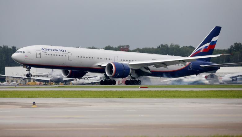 Coba Bajak Pesawat Maskapai Rusia, Pria Mabuk Ditahan
