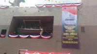 PT PAL Lepas Kapal Perang Kedua Pesanan Filipina