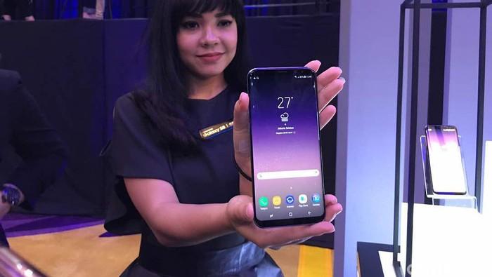 Samsung Galaxy S8 launching di Jakarta