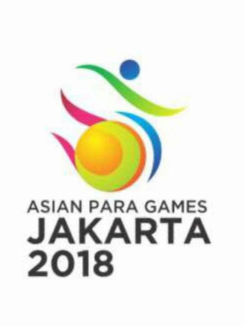 ini logo baru asian para games 2018. Black Bedroom Furniture Sets. Home Design Ideas