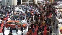Banyak Mobil Baru, Ribuan Kendaraan Ditargetkan Terjual di IIMS