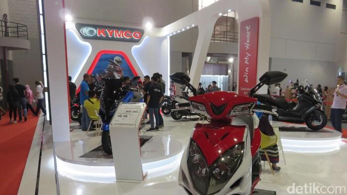 Kymco kembali lagi ke Indonesia