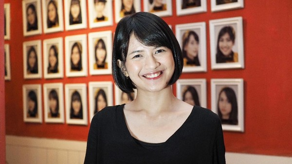 Cerita Viny JKT48 Soal Sifat Ambisiusnya