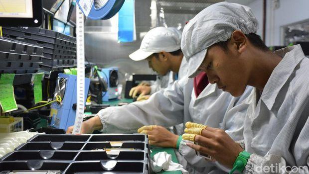 Vivo Smartphone Siap Serap 20.000 Tenaga Kerja Lokal