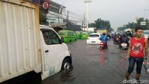 Banjir Kepung Bandung, Wawali: Banyak Sampah Menyumbat